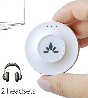 connecter plusieurs casques audio sans fils une t l ou. Black Bedroom Furniture Sets. Home Design Ideas